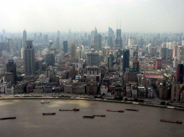 World Travel Photos :: Panoramic views :: Shanghai