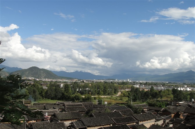 World Travel Photos :: zhudong :: China - mountain Yunnan