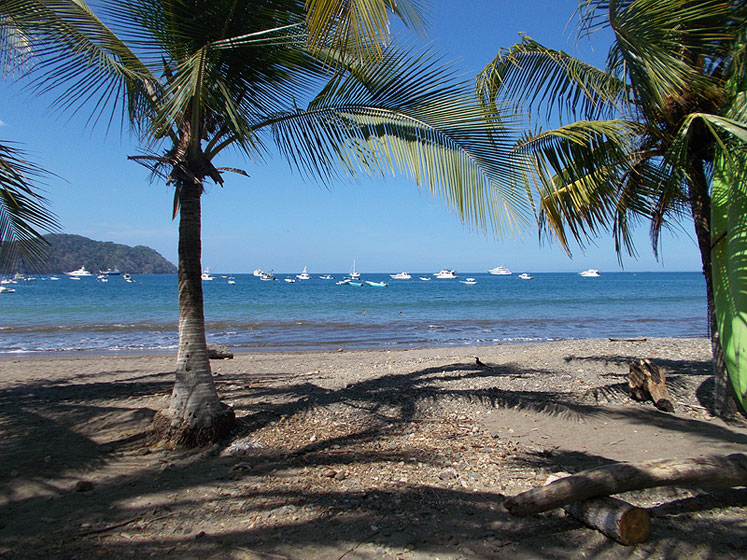 World Travel Photos :: Beaches :: Costa Rica. Herradura beach