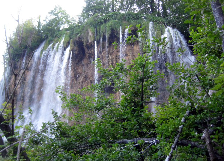 World Travel Photos :: Croatia - Plitvice Lakes National Park :: Croatia. Plitvice Lakes National Park