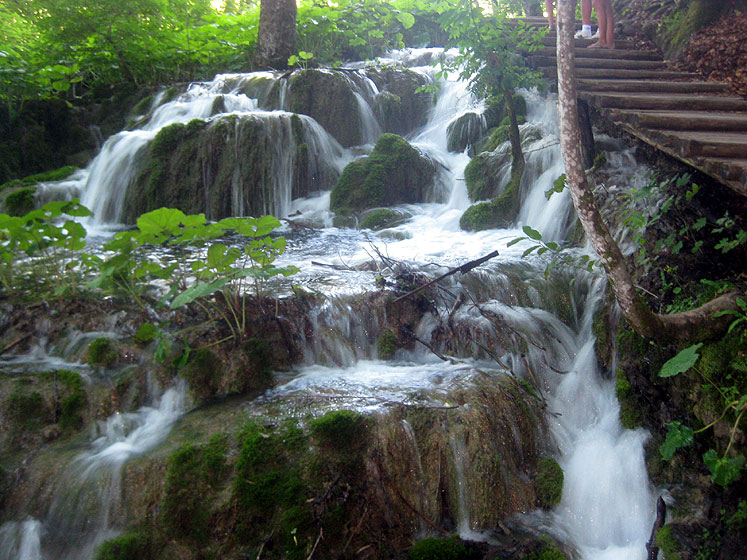 World Travel Photos :: Croatia - Plitvice Lakes National Park :: Plitvice Lakes National Park