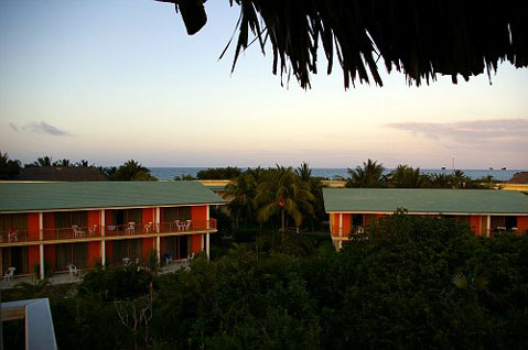 World Travel Photos :: Cuba - Cayo Coco :: Cuba. Cayo Coco - hotel