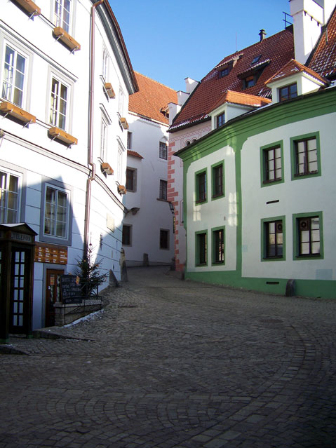 World Travel Photos :: UNESCO World Heritage Sites :: Český Krumlov - UNESCO World Heritage Site