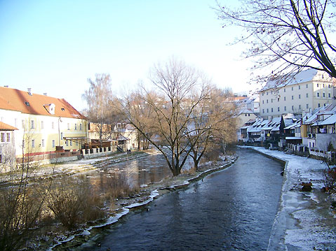 World Travel Photos :: Czech Republic - Český Krumlov :: Český Krumlov