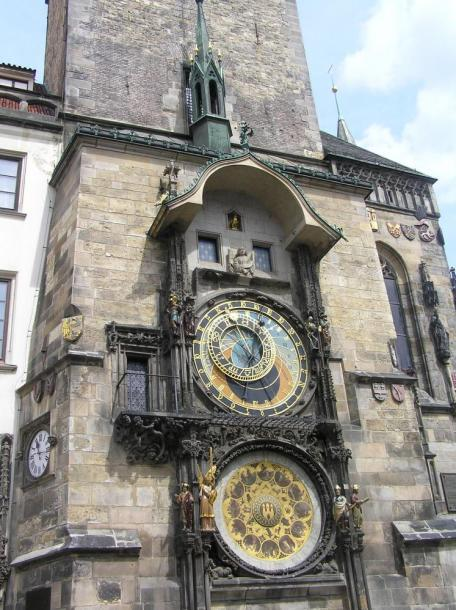 World Travel Photos :: Czech Republic - Prague :: Prague. The Astronomical clock