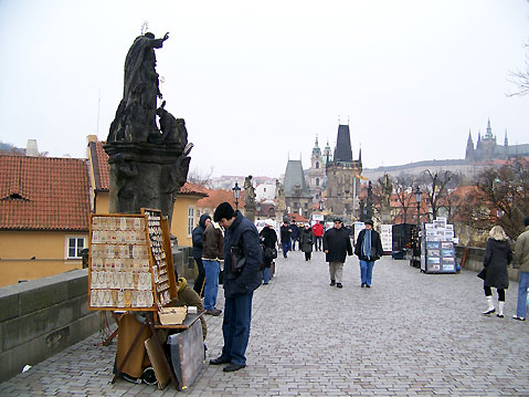 World Travel Photos :: Czech Republic - Prague :: Prague. Charles bridge