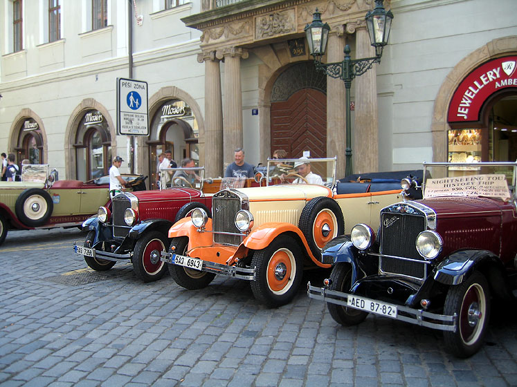 World Travel Photos :: City views :: Prague. Retro
