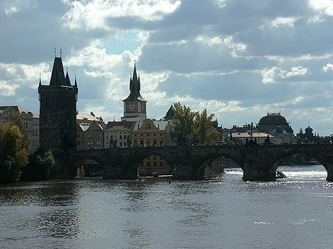 World Travel Photos :: Charles Bridge :: Prague. Charles Bridge