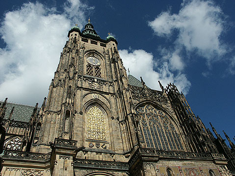 World Travel Photos :: Czech Republic - Prague :: Prague. St.Vitus Cathedral