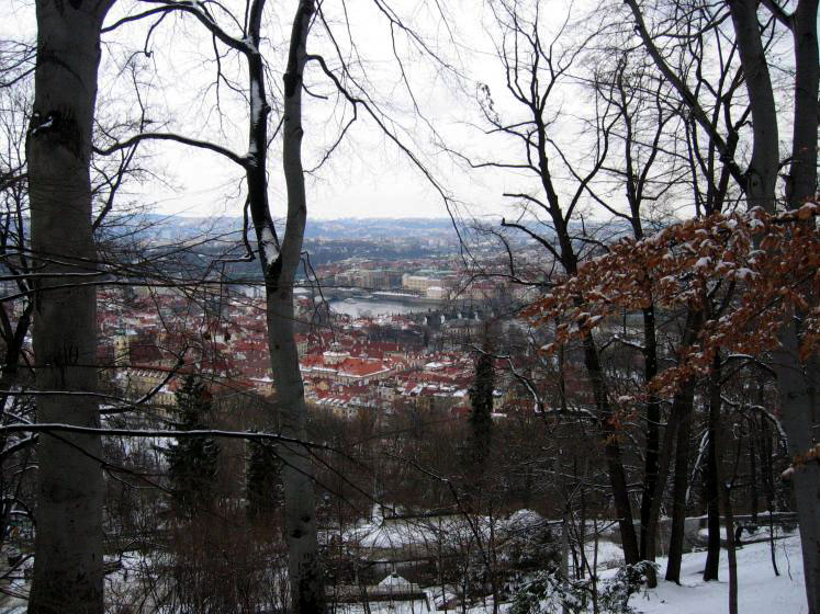 World Travel Photos :: Лидия :: Prague  - a city view from above