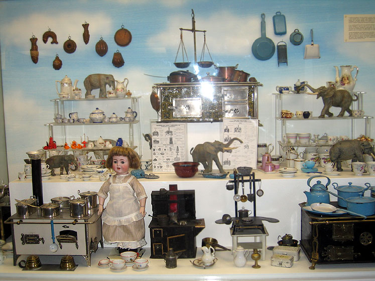 World Travel Photos :: Toy Museum :: Prague. Toys Museum