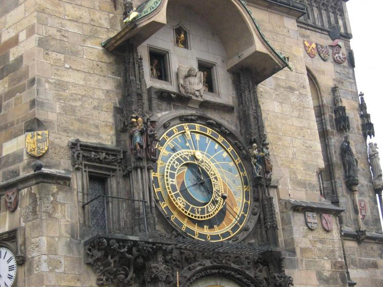 World Travel Photos :: Astronomical Clock :: Czech Republic. Prague - astronomical clock
