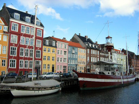 World Travel Photos :: Denmark - Copenhagen :: Copenhagen