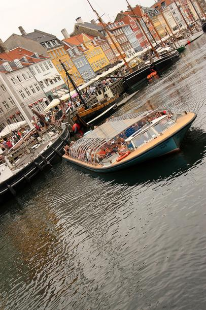 World Travel Photos :: Denmark - Copenhagen :: Copenhagen - Nyhavn