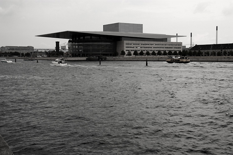 World Travel Photos :: Denmark - Copenhagen :: Copenhagen. Opera Building