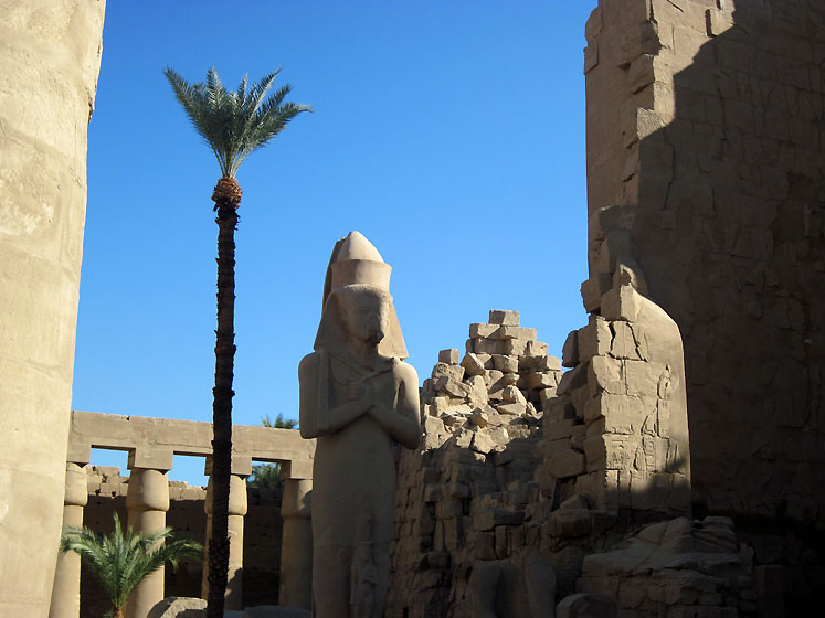 World Travel Photos :: Olga :: Egypt. Karnak Temple