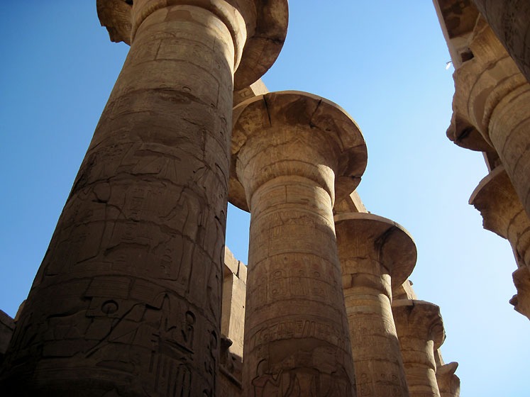 World Travel Photos :: Egypt :: Egypt. Karnak Temple