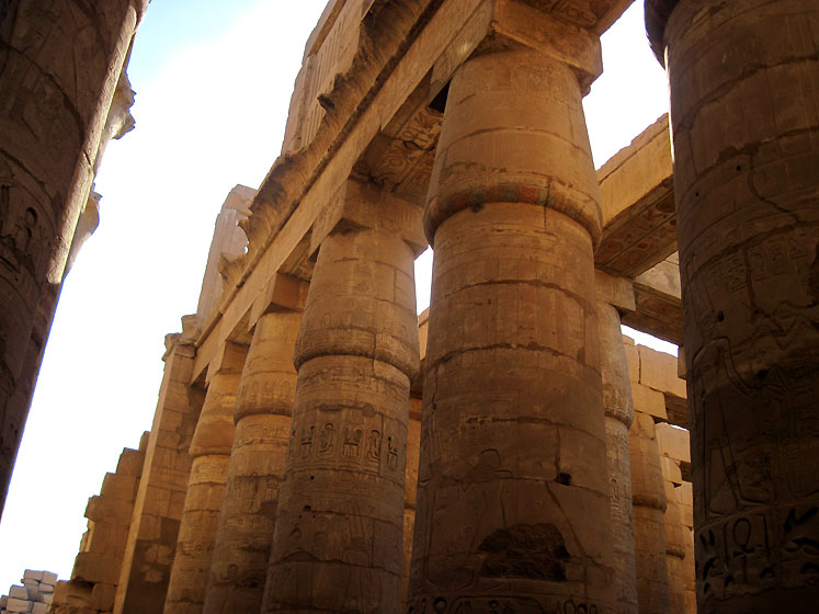World Travel Photos :: Ancient world :: Egypt. Karnak Temple