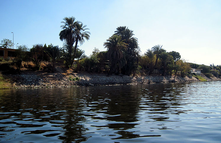 World Travel Photos :: Olga :: Egypt. Luxor - Nile river