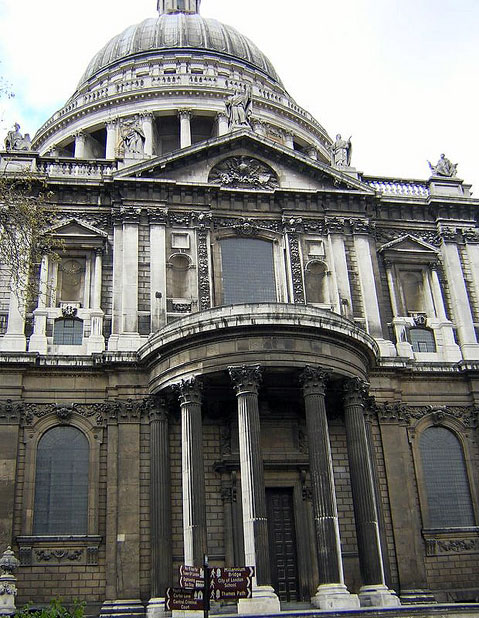 World Travel Photos :: England - London :: London. St. Paul´s Cathedral