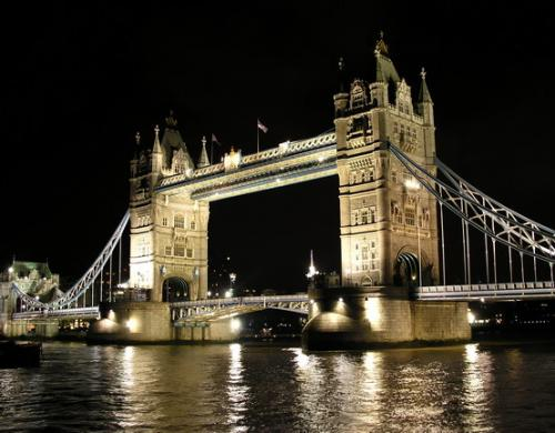 World Travel Photos :: Rulya :: London. Tower bridge