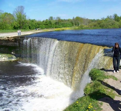 World Travel Photos :: Estonia - Misc :: Estonia. Jägala waterfall