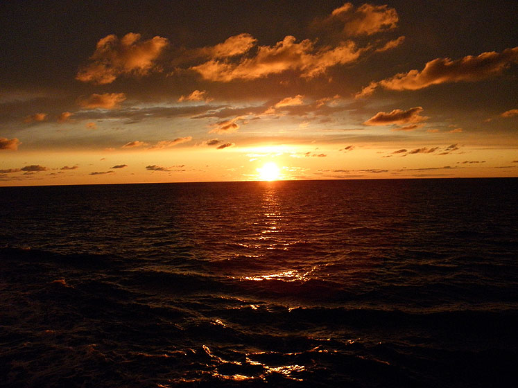 World Travel Photos :: Ivan :: Tallinn. Baltic Sea - a sunset