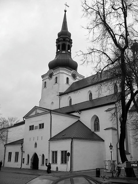 World Travel Photos :: Estonia - Tallinn :: Talliinn. Domsky Cathedral