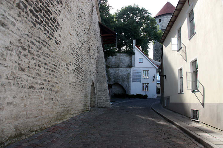 World Travel Photos :: Estonia - Tallinn :: Tallinn. Medieval streets