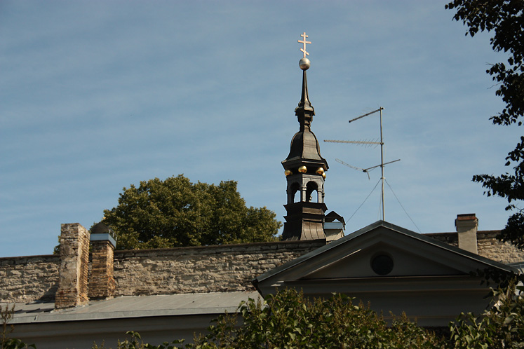 World Travel Photos :: visitor :: Tallinn. Roofs of the old city