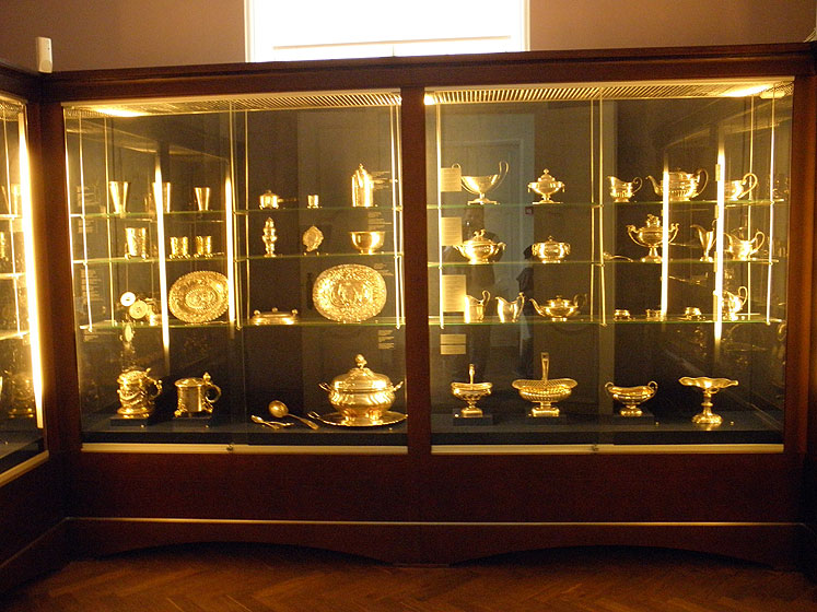 World Travel Photos :: Ivan :: Tallinn. A piece of exhibition in Kadriorg Palace