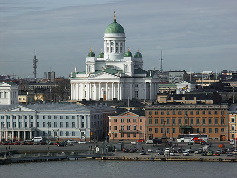World Travel Photos :: Finland - Helsinki :: Helsinki