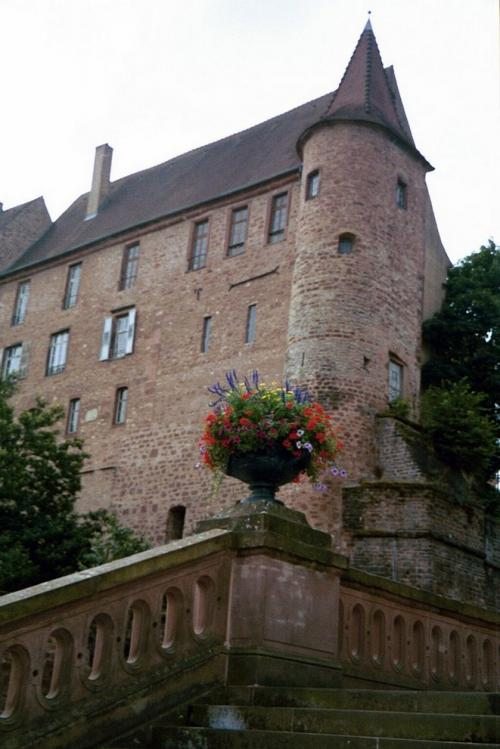 World Travel Photos :: France - Misc :: France. Saverne.