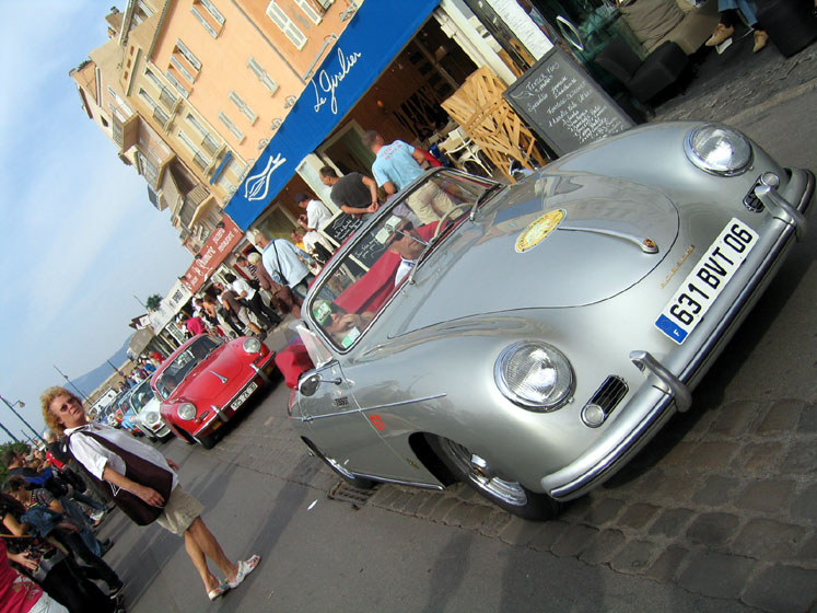 World Travel Photos :: Lel Keshet :: France. Porsche Club in Saint-Tropez