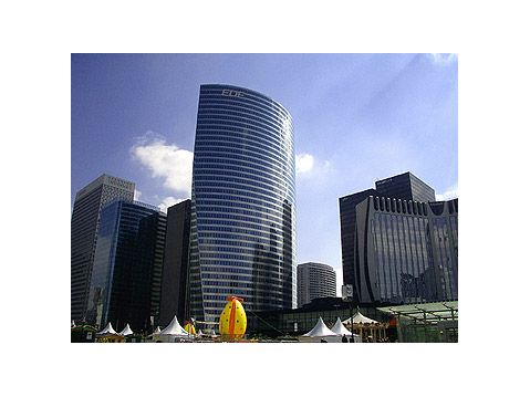 World Travel Photos :: Alla :: Paris. La Defense - modern city center