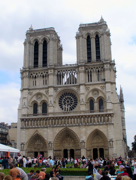 World Travel Photos :: Shurik :: Notre Dame de Paris