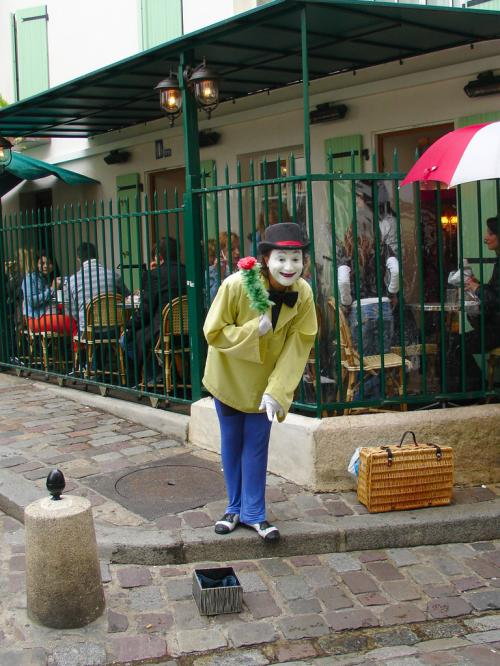 World Travel Photos :: Shurik :: Paris. Montmartre, 2007