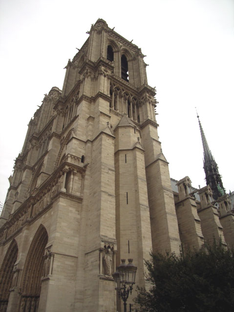 World Travel Photos :: Dave C. :: Paris. Notre-Dame Cathedral - UNESCO World Heritage Site