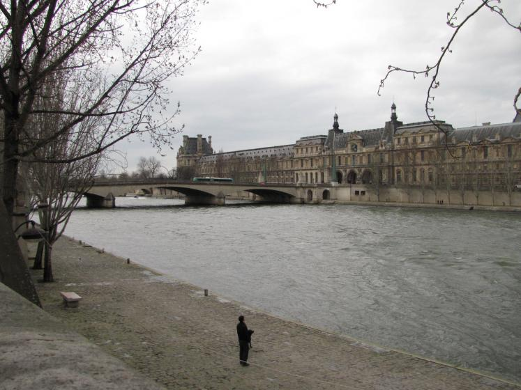 World Travel Photos :: רותי-ליאור :: Paris. Banks of Seine river  - UNESCO WorldHeritage Site