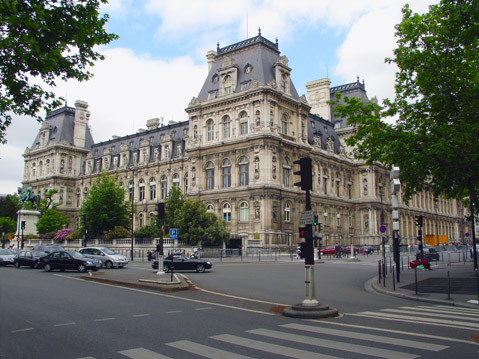 World Travel Photos :: Shurik :: Paris. Senate Building