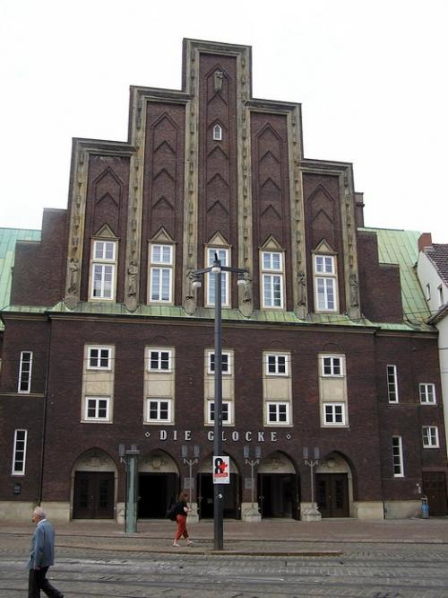 World Travel Photos :: Germany - Bremen :: Germany. Bremen - a concert hall