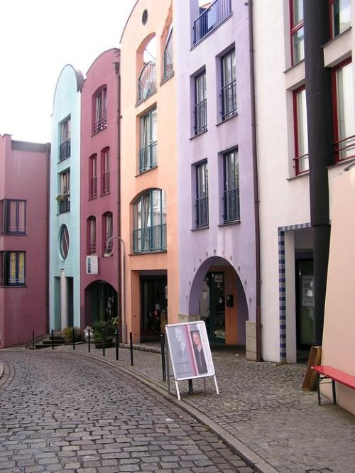 World Travel Photos :: Germany - Bremen :: Germany. Bremen -  Schnoor St.