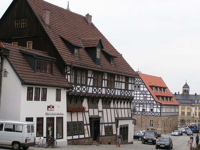 World Travel Photos :: Quiet small-town views :: Germany. Eisenach