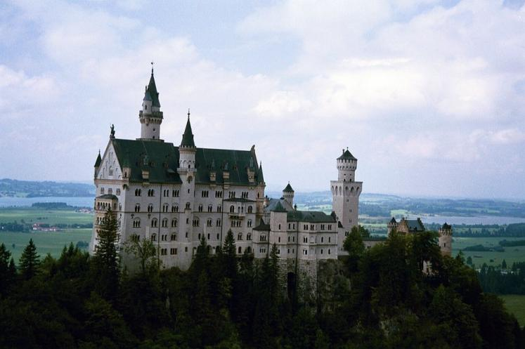 World Travel Photos :: Castles & palaces :: Germany. Bavaria. Royal Castle Neuschwanstein