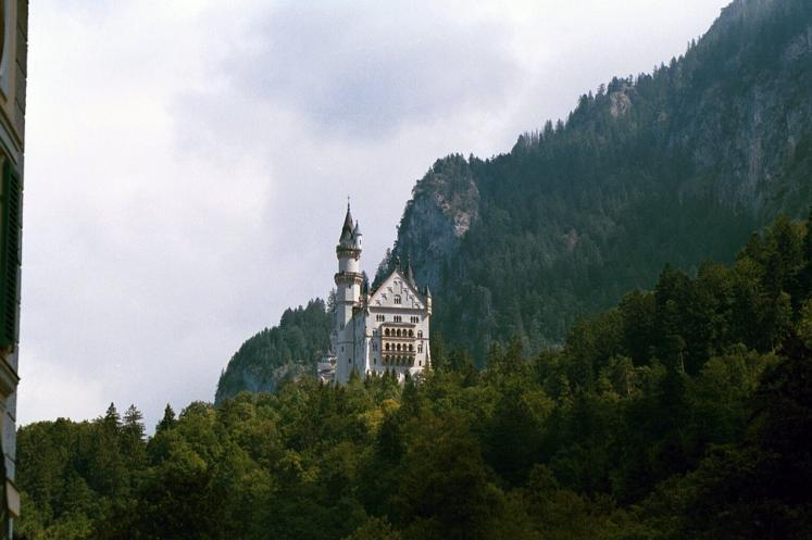 World Travel Photos :: Germany - Misc :: Germany. Bavaria. Royal Castle Neuschwanstein