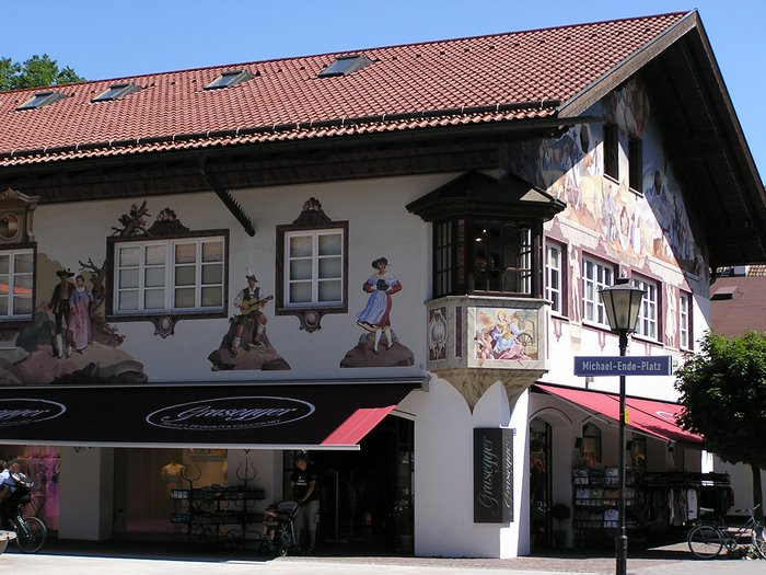 World Travel Photos :: Germany - Misc :: Germany. Garmisch-Partenkirchen