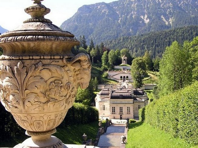 World Travel Photos :: Germany - Misc :: Germany. Linderhof Castle