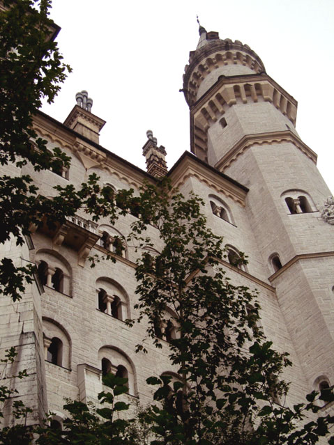 World Travel Photos :: Castles & palaces :: Neuschwanstein Castle