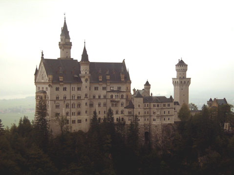 World Travel Photos :: Dave C. :: Neuschwanstein Castle