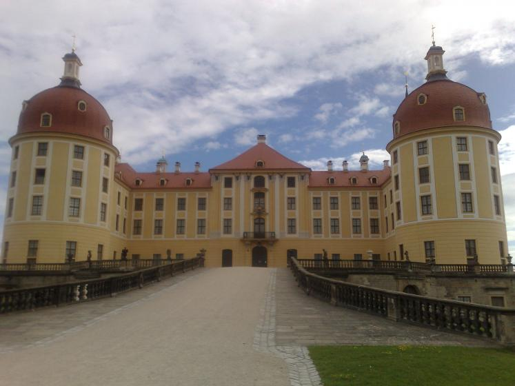 World Travel Photos :: Germany - Misc :: Germany. Schloss Moritzburg